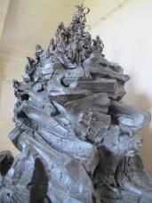 random sculpture...